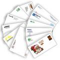 Конверты с нанесением (фирменные конверты)