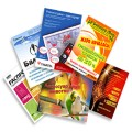 Листовки рекламные, информационные (А7, 2 Евро, А6, А5, А4, А3)